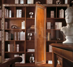 Книжный стеллаж KS-E702 фабрика Arve Style