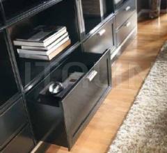 Книжный стеллаж KS-E021 фабрика Arve Style