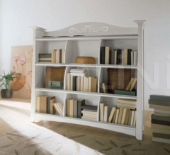 Книжный стеллаж SL-0565-W фабрика Arve Style