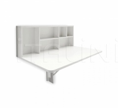 Итальянские столы - Откидной настенный стол SPACEBOX фабрика Calligaris
