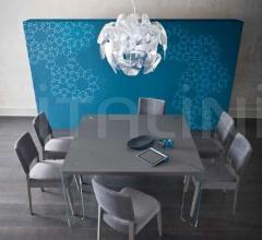 Стол обеденный Concrete фабрика Sedit