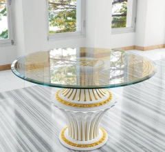 Итальянские столы для конференц зала - Стол GENIUS фабрика Mascheroni