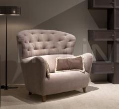 Двухместный диван A 1380/2 фабрика Annibale Colombo