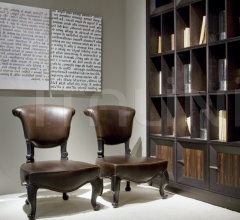 Кресло A 1432 фабрика Annibale Colombo