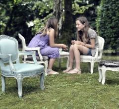 Итальянские стулья, кресла - Кресло A 1547 фабрика Annibale Colombo