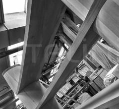 Книжный стеллаж L 1533/2 фабрика Annibale Colombo