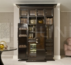 Итальянские шкафы барные - Бар D 1495 фабрика Annibale Colombo