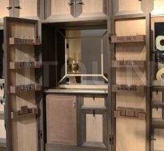 Итальянские шкафы барные - Бар D 1494 фабрика Annibale Colombo