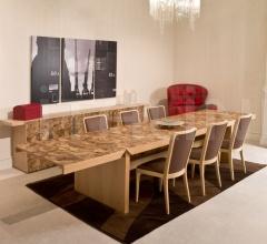 Итальянские столы для конференц зала - Стол C 1249 фабрика Annibale Colombo