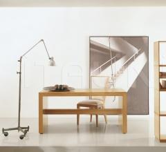 Итальянские столы для конференц зала - Стол C 1260 фабрика Annibale Colombo