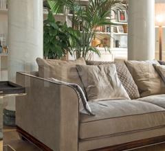 Модульный диван Chopin free back cushions фабрика Longhi