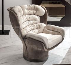 Кресло X 106 - ELDA фабрика Longhi