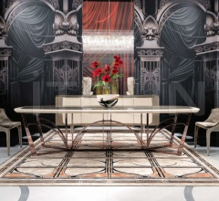 Настенное зеркало Maurice фабрика IPE Cavalli (Visionnaire)