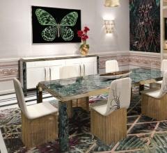 Стол обеденный Ascanio фабрика IPE Cavalli (Visionnaire)