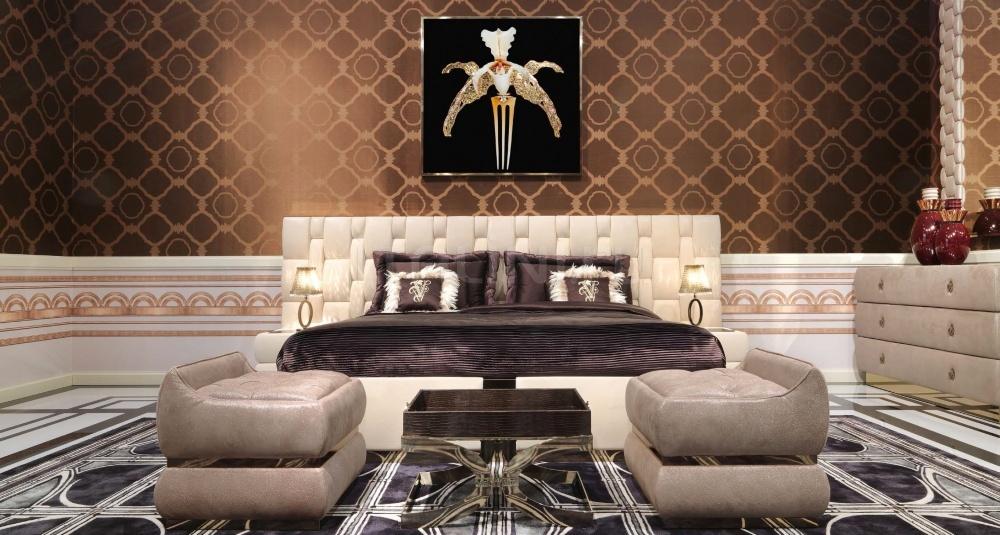 Кровать Perkins IPE Cavalli (Visionnaire)