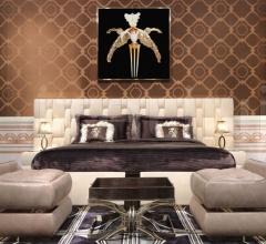 Кровать Perkins фабрика IPE Cavalli (Visionnaire)