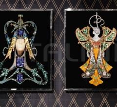 Интерьерная миниатюра Lady Dragon/Winged Woman фабрика IPE Cavalli (Visionnaire)