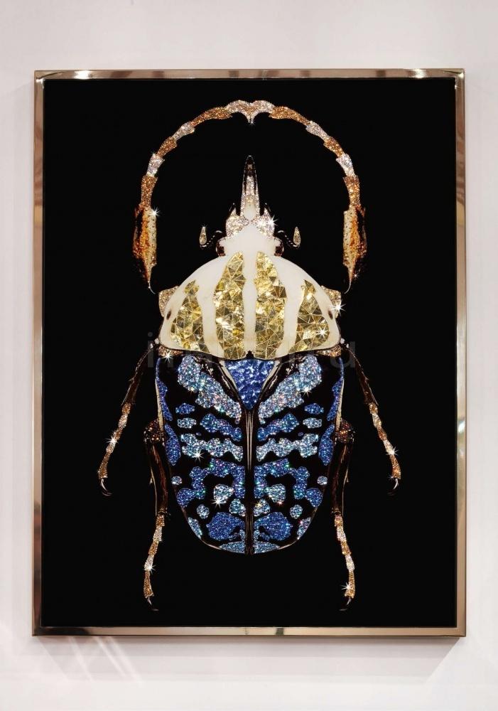 Интерьерная миниатюра Coleottero IPE Cavalli (Visionnaire)