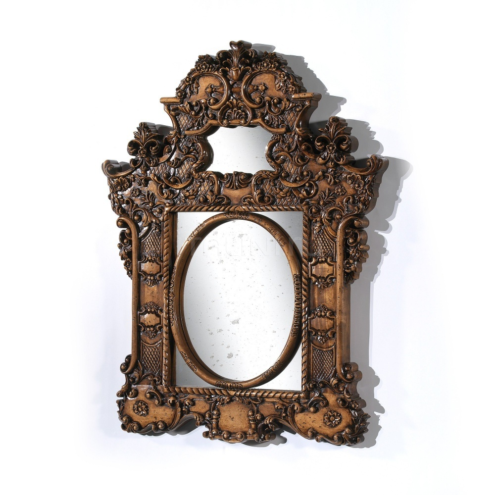Настенное зеркало Q140 Francesco Molon