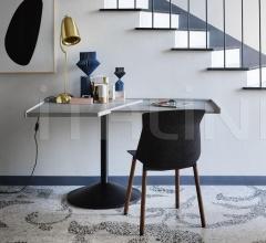 Итальянские кабинет - Письменный стол 840 STADERA фабрика Cassina