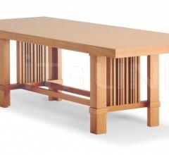 Итальянские столы обеденные - Стол обеденный 608 TALIESIN 2 фабрика Cassina