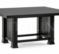Итальянские столы обеденные - Стол обеденный 615 HUSSER фабрика Cassina