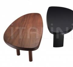 Итальянские столы обеденные - Стол обеденный 525 TABLE EN FORME LIBRE фабрика Cassina