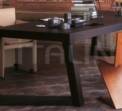 Итальянские столы обеденные - Стол обеденный 196 ROTOR фабрика Cassina