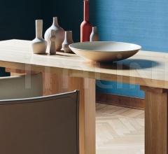Итальянские столы обеденные - Стол обеденный 451 LA BASILICA фабрика Cassina