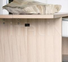 Итальянские столы обеденные - Стол обеденный-консоль 702 LA BARCA фабрика Cassina