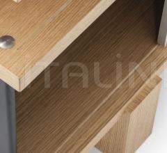 Итальянские стеллажи - Книжный стеллаж 526 NUAGE фабрика Cassina