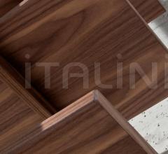Итальянские стеллажи - Книжный стеллаж 114 NUVOLA ROSSA фабрика Cassina