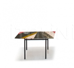Кофейный столик Fishbone фабрика Moroso