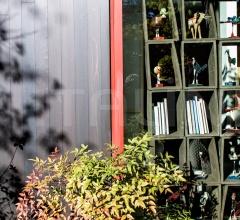Книжный стеллаж Terreria фабрика Moroso