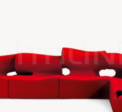 Модульный диван Misfits фабрика Moroso