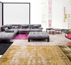 Модульный диван Fergana фабрика Moroso