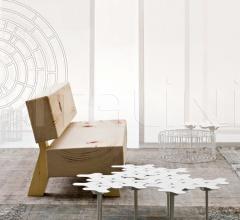 Итальянские диваны - Диван Soft Wood Sofa фабрика Moroso