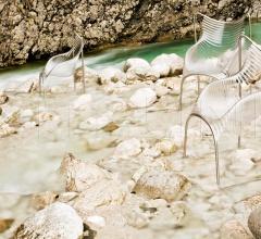 Итальянские кресла - Кресло Wavy фабрика Moroso