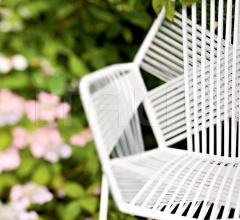 Итальянские стулья - Стул с подлокотниками Tropicalia фабрика Moroso