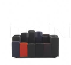 Модульный диван Do-Lo-Rez фабрика Moroso