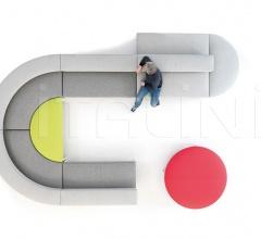Модульный диван Freeflow фабрика Moroso