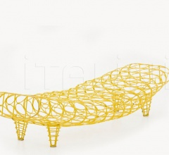 Итальянские скамейки - Скамья Gaal фабрика Moroso