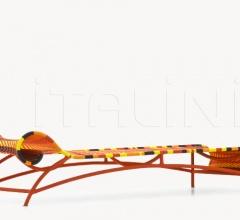 Итальянские скамейки - Скамья Sunny фабрика Moroso