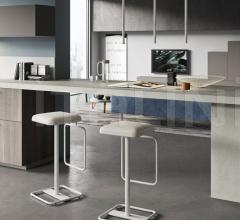 Кухня ONE_K_HANDLE_3 фабрика Siloma