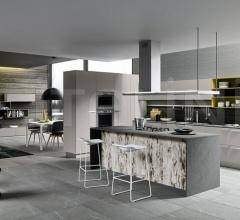 Кухня ONE_K_HANDLE_5 фабрика Siloma
