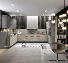 Кухня ONE_K_LINEAR_1 фабрика Siloma