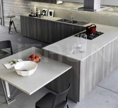 Кухня ONE_K_LINEAR_2 фабрика Siloma