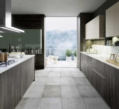 Кухня ONE_K_LINEAR_3 фабрика Siloma