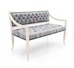 Двухместный диван Calliope 0600D фабрика Seven Sedie