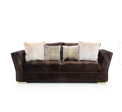 Двухместный диван Garda 9792D фабрика Seven Sedie